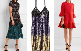 NYE Made Easy: Here Are 10 Party Dresses You Could Don This New Year's Eve