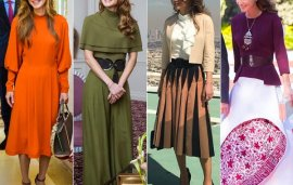 A Year In Style: Queen Rania's 15 Best Looks From 2016