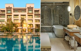 What's It Like To Spend A Night At The Madinat's Newest Hotel?