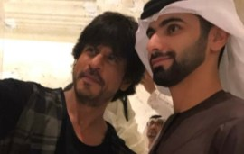 Even Dubai Royalty Want A Selfie With This Bollywood Star