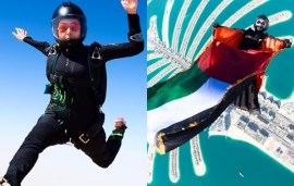 Sheikha Latifa: The Daredevil Royal Who's Inspiring Us To Be More Adventurous