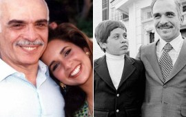 Princess Haya And Queen Rania Share Touching Tributes To Late King Of Jordan