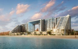 This Swanky Palm Jumeirah Hotel Is Set To Open Next Month