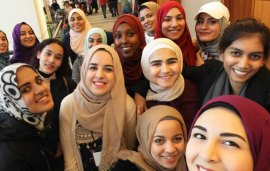 The Internet Just Celebrated The First Ever Muslim Women's Day