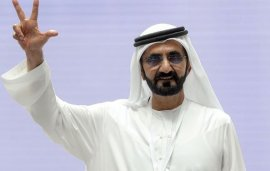 HH Sheikh Mohammed Is Taking His Pursuit Of Happiness Global