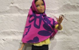How Cute Is This? These Mums Are Selling Tiny Hijabs For Dolls