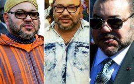 The King Of Morocco Might Be The World's Most Fashion-Forward Royal