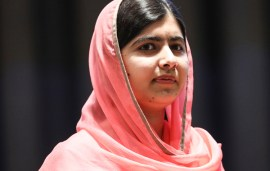 Malala Yousafzai Is The Youngest Ever UN Messenger Of Peace