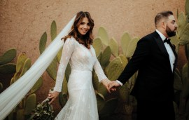 Real-Life Wedding: Tying The Knot In The Moroccan Mountains