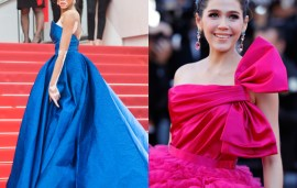 These Arab Designers Are Really Dominating The Cannes Red Carpets…