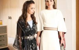 Like Mother, Like Daughter: Queen Rania And Princess Salma Enjoy Some Bonding Time
