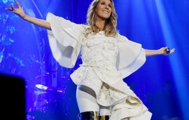Celine Dion Keeps Continuing Her Love Affair With Lebanese Labels