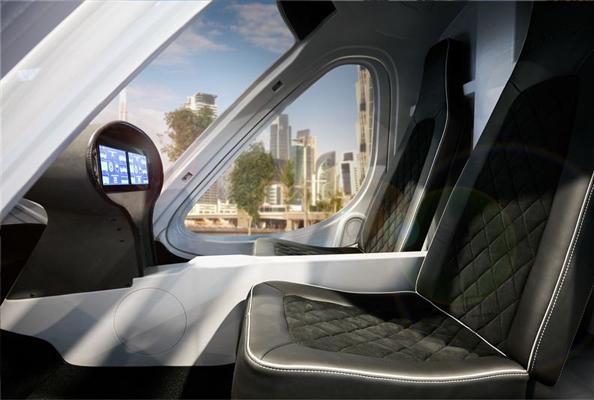 flying taxi dubai