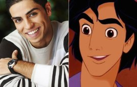 An Egyptian Actor Has Been Cast As Aladdin In Disney's Live Action Film