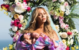 Beyonce Has Shared The First Photo Of Her Twins, Rumi And Sir Carter
