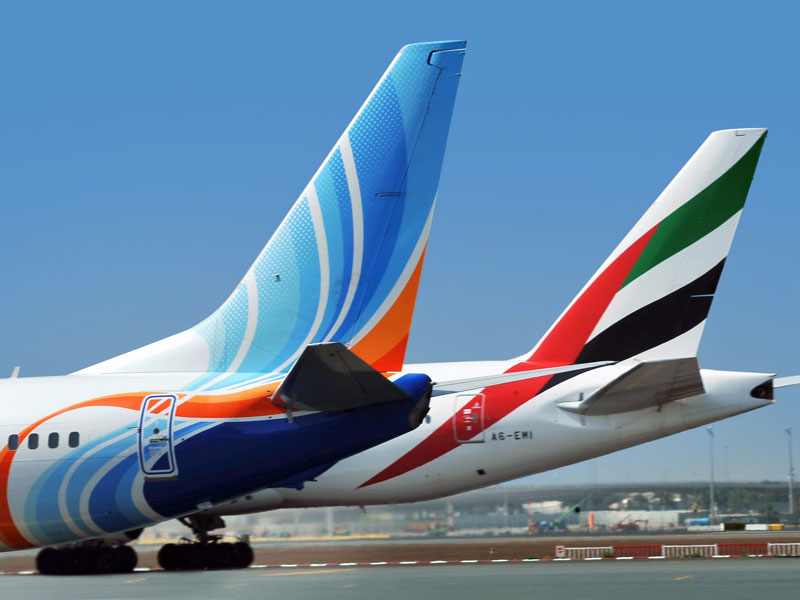 Natural Tie-Up For Emirates And Flydubai