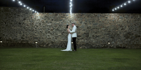 Clare Curran and Craig Holbrook wedding