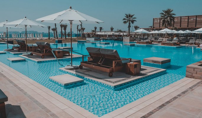 Top picks 10 of the best beach club and hotel pool deals - Egyptian club dubai swimming pool ...