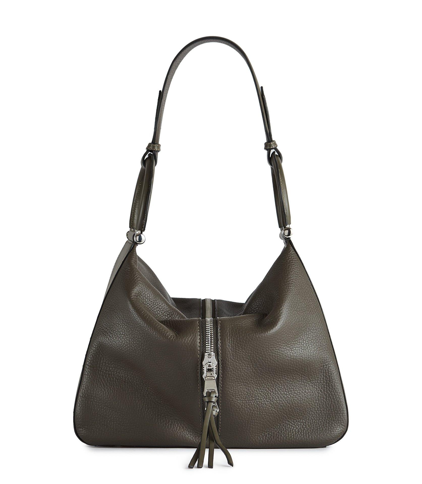 Broadwick Khaki Shoulder Bag, Dhs1,450.