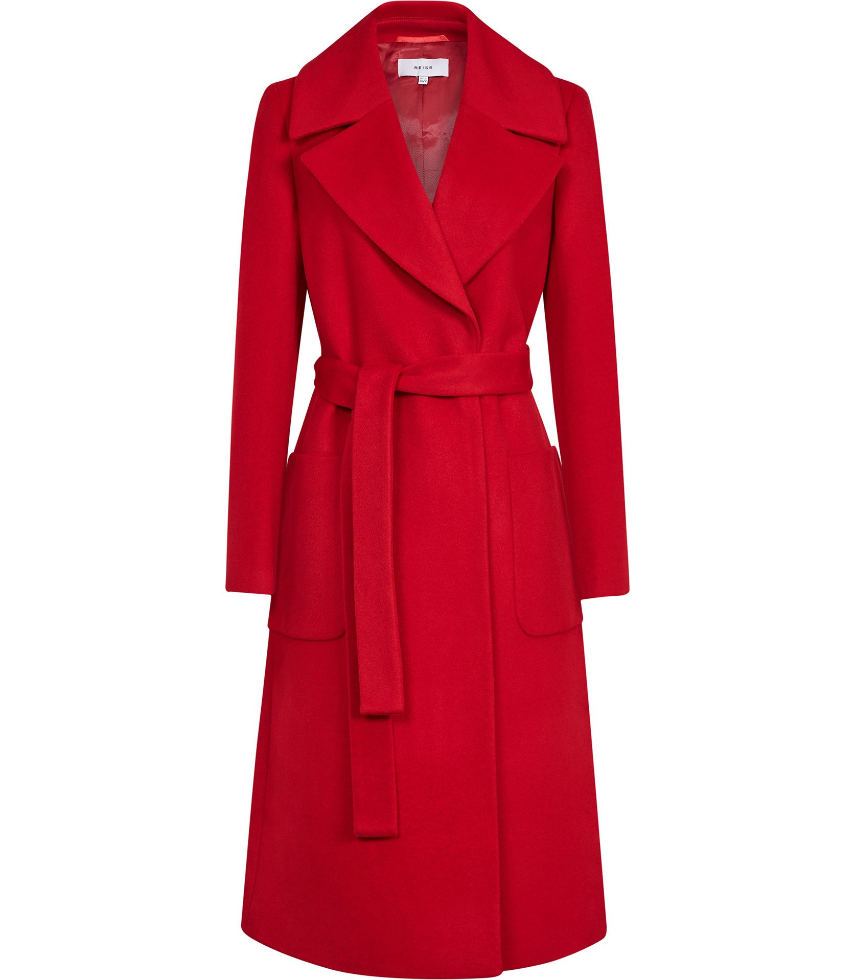 Chiltern Longline Coat, Dhs1,795.