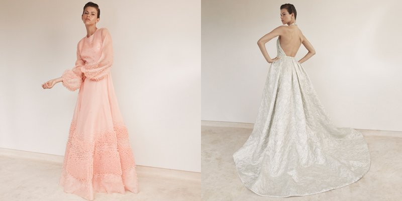 These A-list gowns were designed especially for the Middle East...