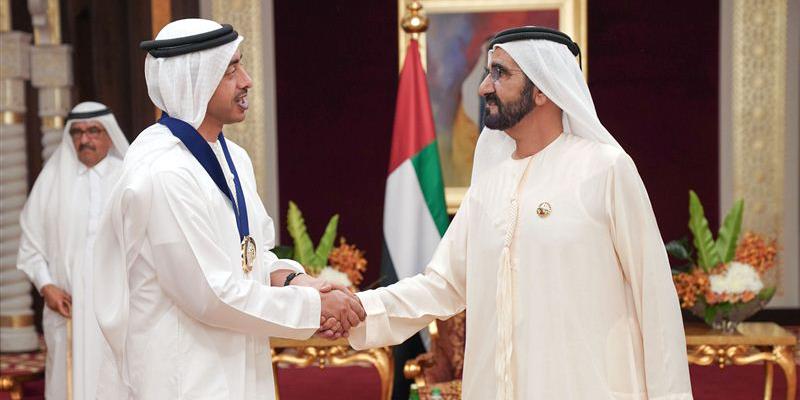 Sheikh Abdullah bin Zayed Al Nahya