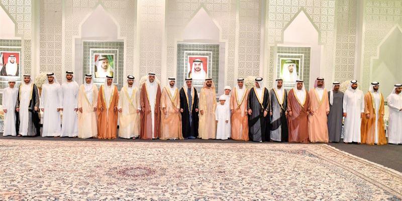 sheikh mohammed wedding