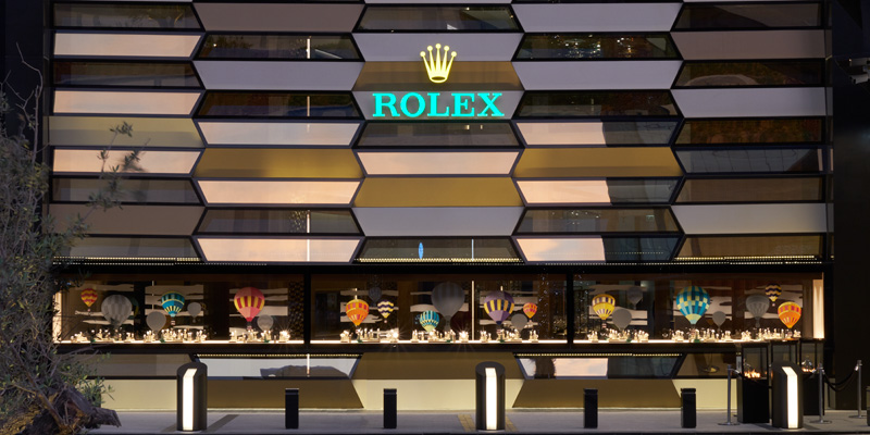 c5fb6248f83 The biggest Rolex store in the world just opened in The Dubai Mall