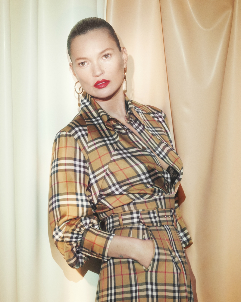 Inside look at Burberry And Vivienne Westwood Collaboration