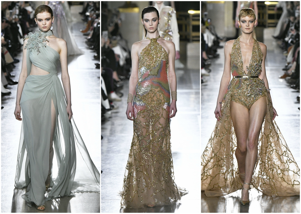 Elie Saab Paris couture