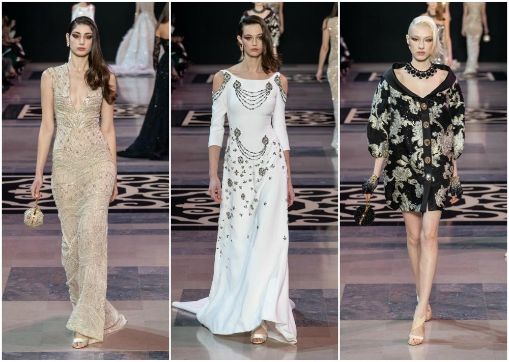 Georges Hobeika Paris Couture Week