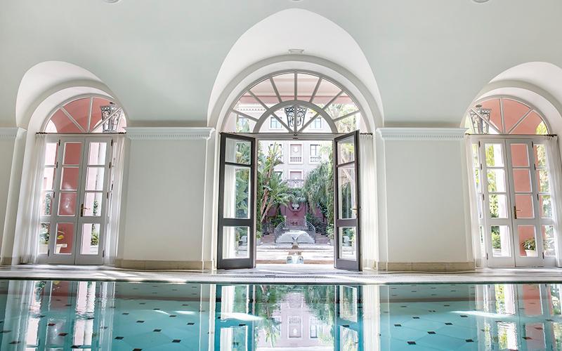 Villa Paderina Palace Hotel