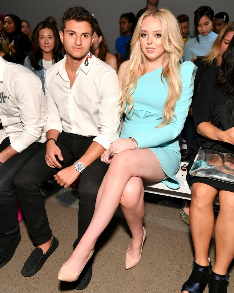 Tiffany Trump Lebanese boyfriend London