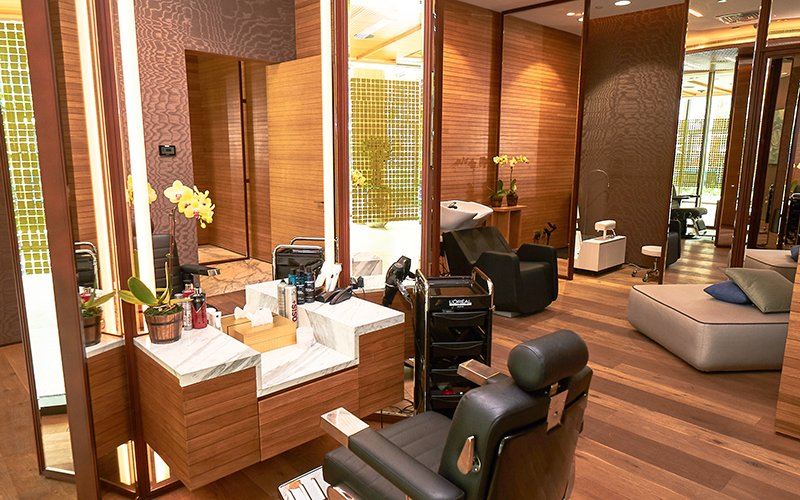 dubai weekend hair salon