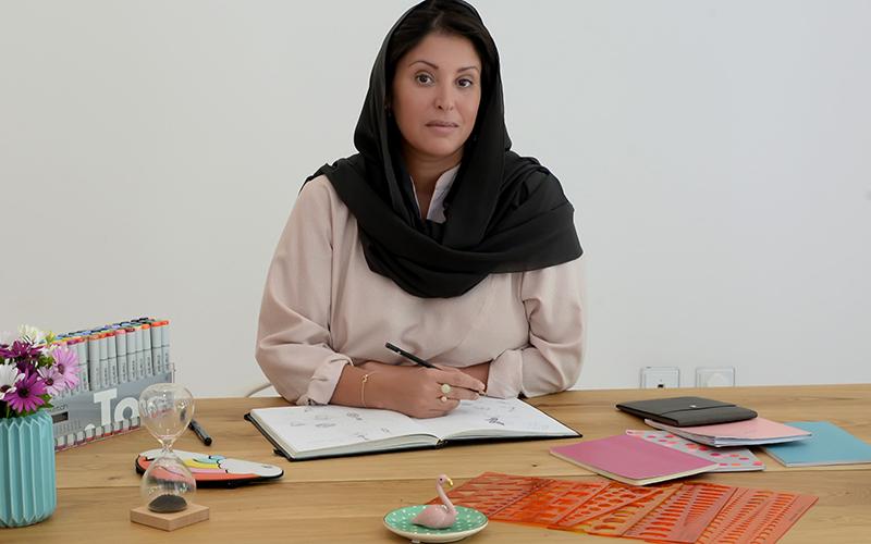 nuun jewels saudi jewellery designer lana el sahely Nourah Al Faisal