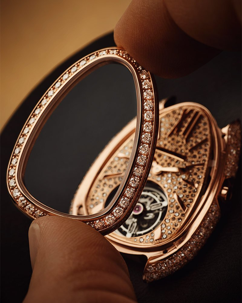 bvlgari new watches 2020 lvmh dubai