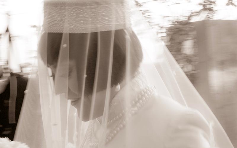 modern dubai wedding