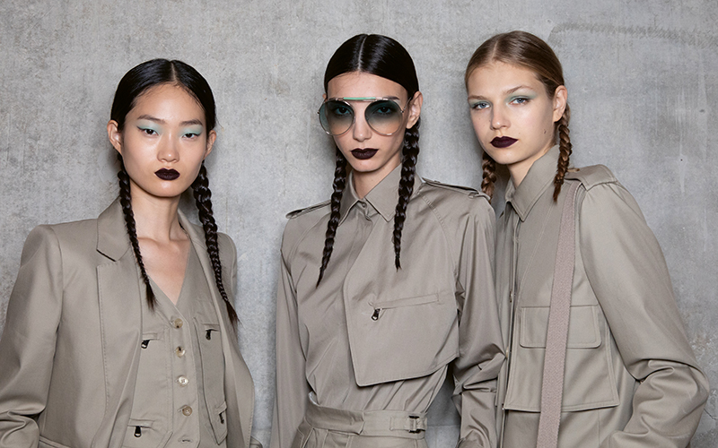 ss20 makeup and hair trends middle east