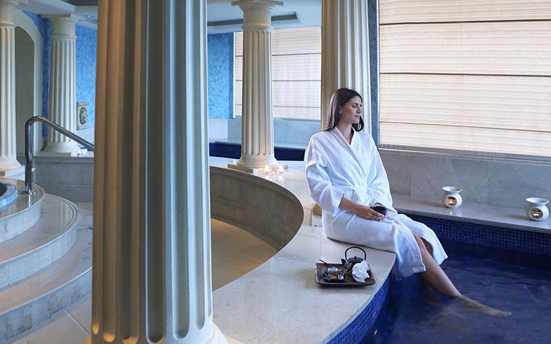 The Spa at Fairmont Dubai