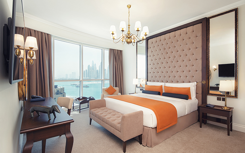 Dukes The Palm staycation summer dubai 2020