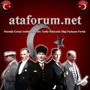 Atatürk 'ü Benimseyenlerin Portalı Logosu
