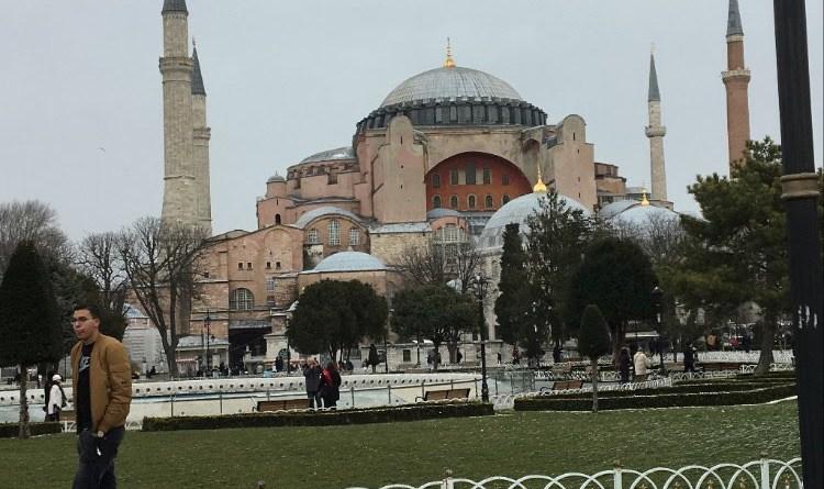 Ayasofya Müzesi Gezisi