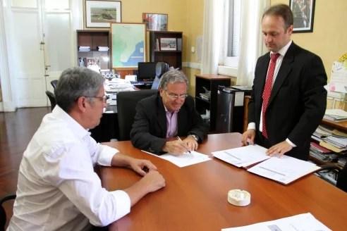Se firmará el convenio para la creación del servicio de transporte del Área Metropolitana