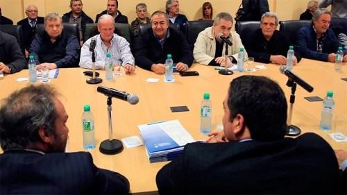 La CGT rechazó la propuesta de reforma laboral de Macri