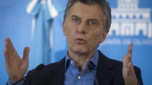 Macri firmó con los gobernadores el pacto fiscal