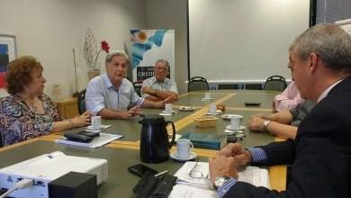 Photo of Solanas se reunió con integrantes del Banco Credicoop por la reforma tributaria