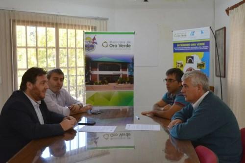 El Municipio y la incubadora Proyectar Innova firmaron un acuerdo
