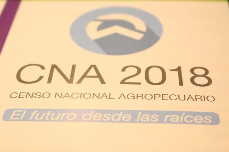 Inscriben a aspirantes para el Censo Nacional Agropecuario