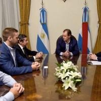 El frigorífico Alberdi proyecta más exportaciones con el apoyo del gobierno