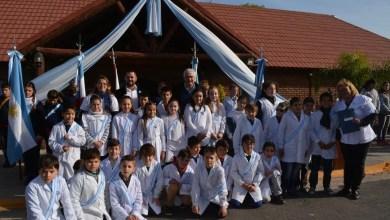 Photo of Alumnos de 4to grado prometieron Lealtad a la Bandera